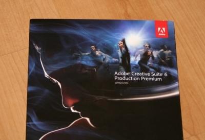 Box von Adobe Production Premium