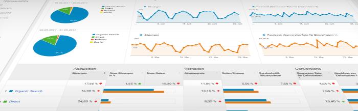 Beispielbild Statistik über Blogbesucher auf derpfaff.de