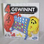 """Zu gewinnen: """"4 gewinnt"""" von Hasbro"""