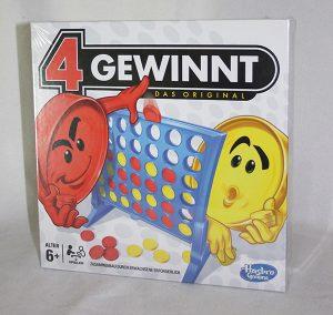 """Zu gewinnen bei derpfaff: """"4 gewinnt"""" von Hasbro"""